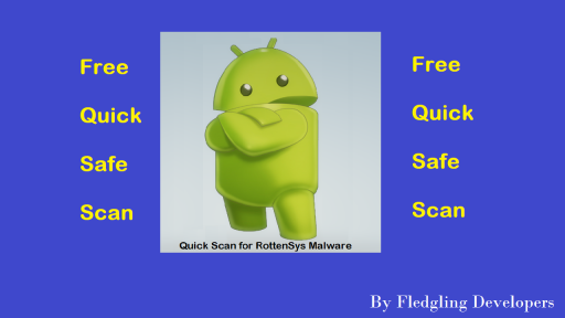 Quick Check for Known Malware screenshot 1