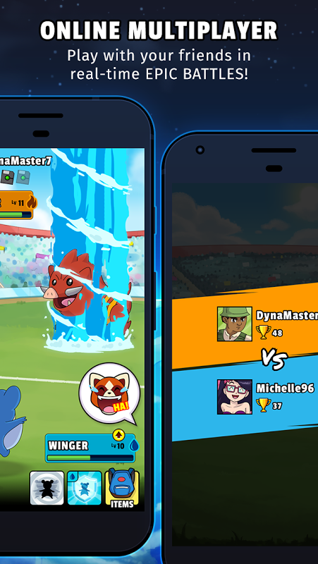Dynamons World screenshot 2