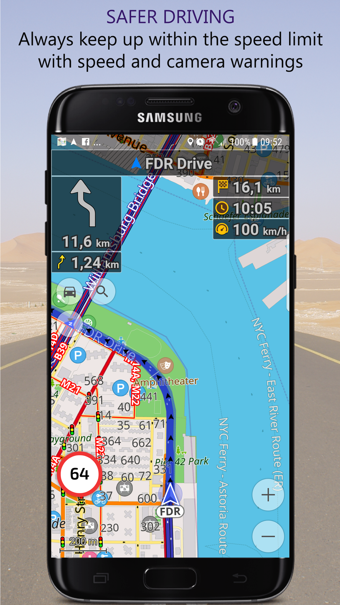 Navigator PRO: Offline GPS Maps screenshot 6