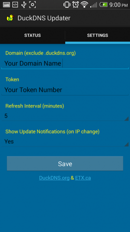 DuckDNS Updater 1 4 Download APK for Android - Aptoide