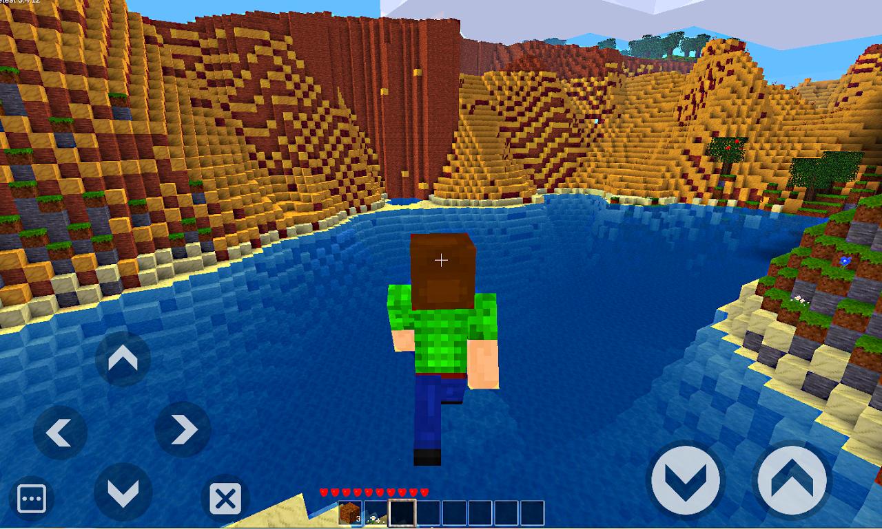 Survivalcraft: Minebuild World screenshot 1