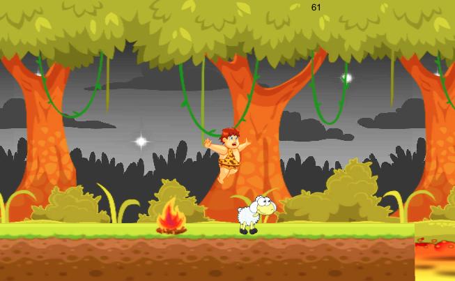 Adventure of Jungle Mario screenshot 1