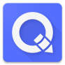 quickedit text editor icon