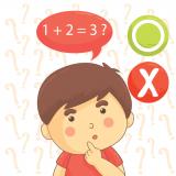 Equation Quiz OX - Math games Icon
