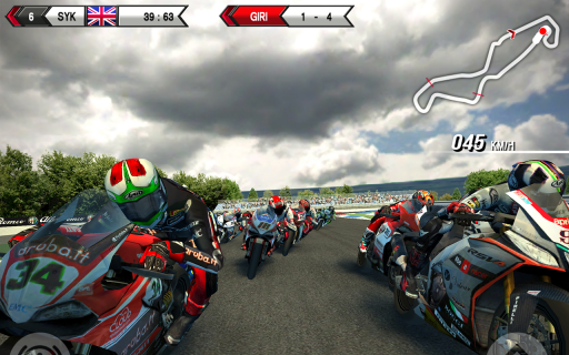 SBK15 Official Mobile Game screenshot 6
