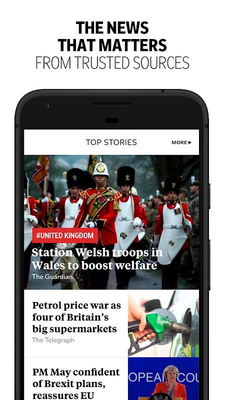 Flipboard: News For Any Topic screenshot 2