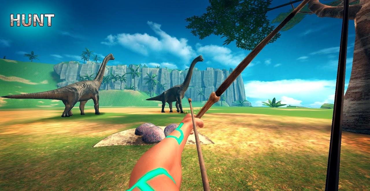 ARK Survival Island Evolve 3d screenshot 1