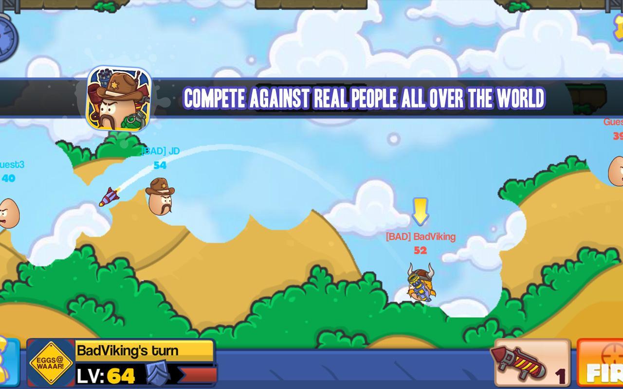 Bad Eggs Online 2 screenshot 2