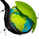ECO inc. Save the Earth Planet