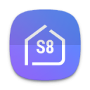S8 Launcher UX, Theme and Icon Pack