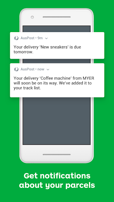 Australia Post screenshot 1