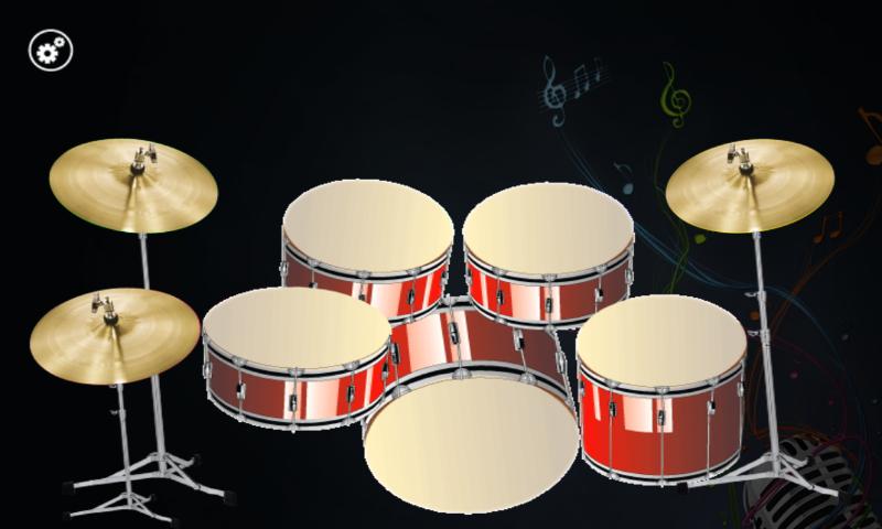 Virtual Drum Kit for Kids screenshot 2