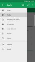VL Video Player IPTV Screen