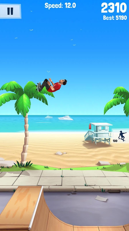 Flip Skater screenshot 5
