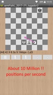 Chess Engines Play Analysis screenshot 9