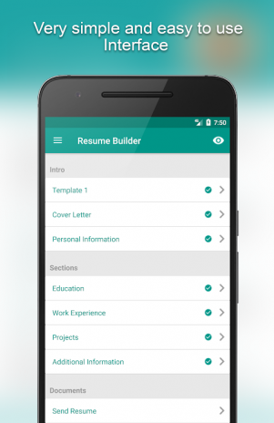 Resume Builder App Free 8.5.4.1-free Download APK for Android - Aptoide