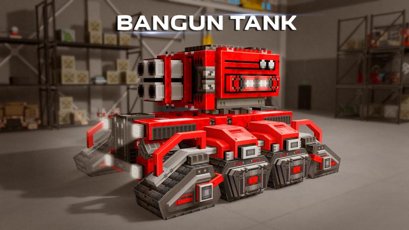 Cars On Line >> Blocky Cars Online Games Tank 7 1 0c Unduh Apk Untuk