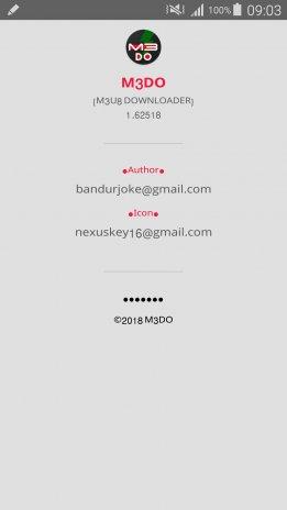 M3DO (M3UM3U8 Downloader) 2 62518 Download APK for Android - Aptoide