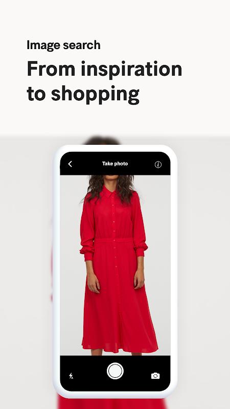 H&M - we love fashion screenshot 2