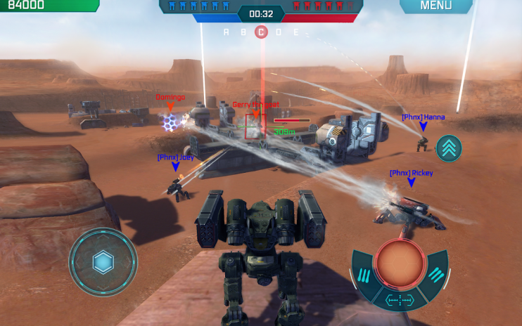 ... war robots screenshot 4 ...