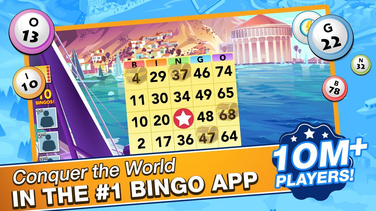 Bingo Blitz: Bingo+Slots Games screenshot 1