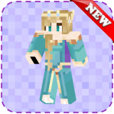 Princess Skins for Minecraft PE Icon