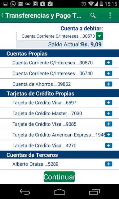 Solicitud de tarjeta de credito online banco banesco for Banco de venezuela solicitud de chequera