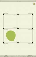 Map dowsing tool Screen