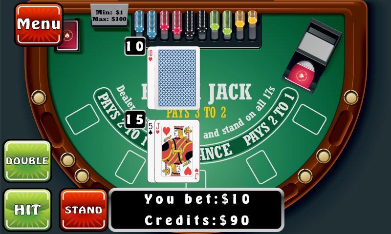 Virus blackjack