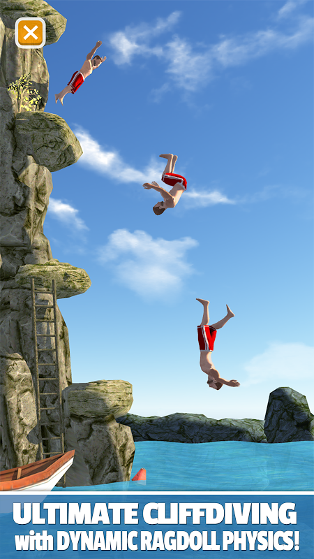 Flip Diving screenshot 1
