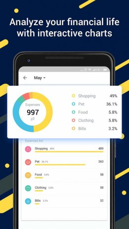 money manager expense tracker free budgeting app 1 2 6 download