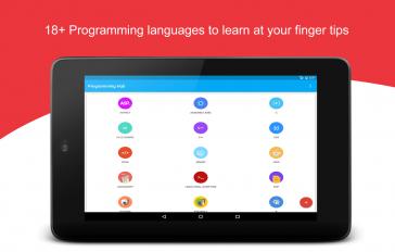 programming hub learn to code screenshot 7
