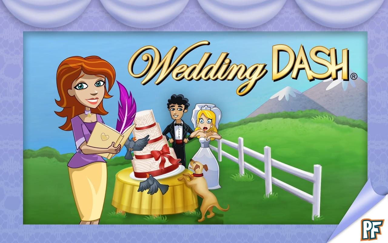 Wedding Dash screenshot 1