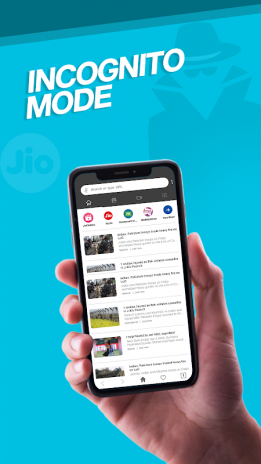 JioBrowser - Fast, Lite & Indian Language support  1 3 9 Download