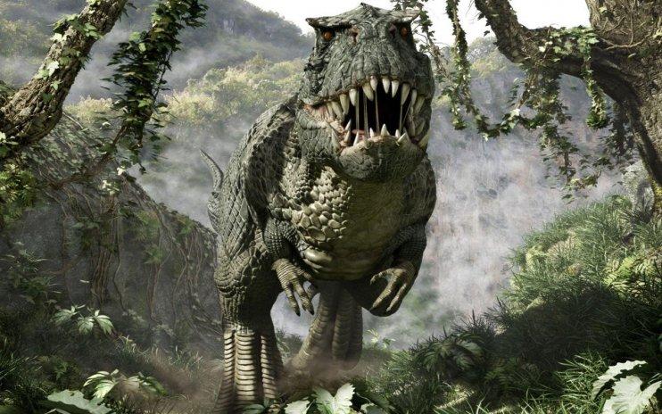 Dinosaurs Live Wallpaper Screenshot 7