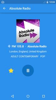 Simple Radio by Streema screenshot 6