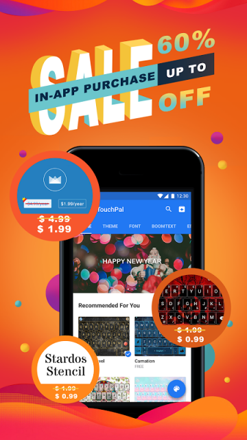 TouchPal Keyboard | Download APK for Android - Aptoide
