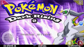 Pokemon: Dark Rising 2 Screen