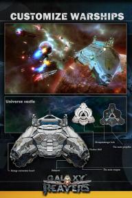 Galaxy Reavers - Space RTS screenshot 3