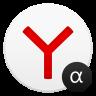 Yandex Browser (alpha) Icon