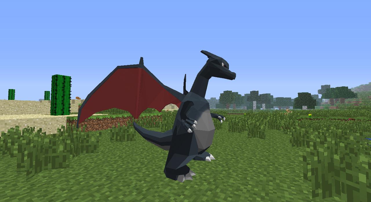 Mod Pixelmon MCPE screenshot 1