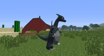 Mod Pixelmon MCPE Screenshot
