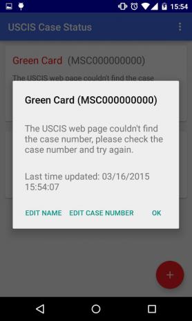 USCIS Case Status 1 7 Download APK for Android - Aptoide