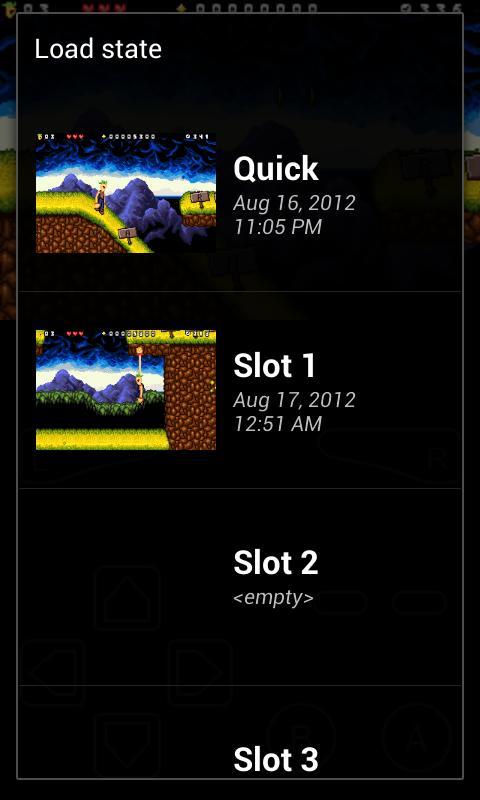 My Boy! Free - GBA Emulator screenshot 3