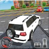 普拉多 汽车 冒险 -  一个 模拟器 游戏 的 市 Icon