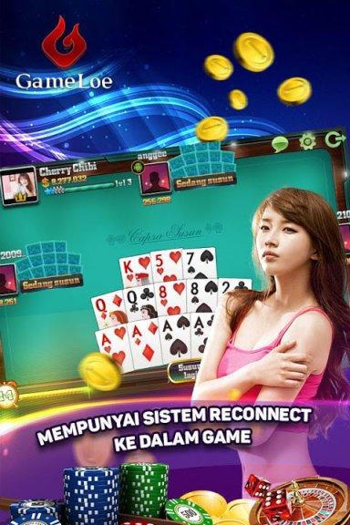 Capsa Susun | Gameloe Capsa | Download APK for Android ...