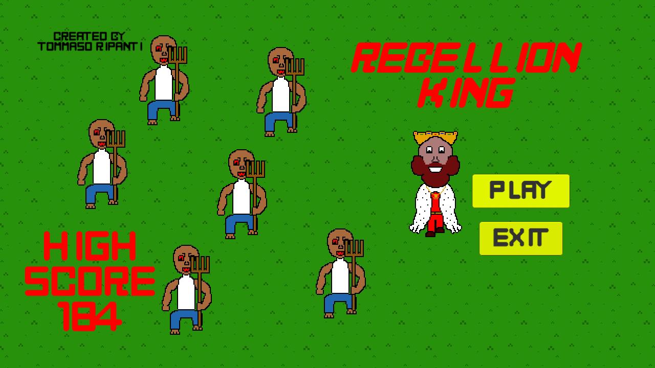RebellionKing screenshot 1