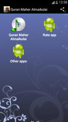 Holy Quran Maher Almaikulai 2 0 Download APK for Android