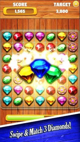 Diamond Rush: 1 1 4 Download APK for Android - Aptoide