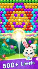 Rabbit Pop — Bubble Mania v 2.0.10 Мод (Free Booster/Extra Moves) 1